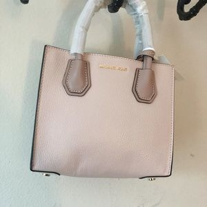 Sale❤️Michael Kors Leather Small tote